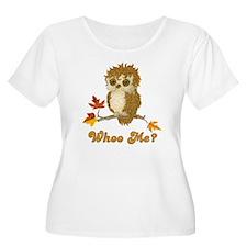 Whoo Me Autum T-Shirt