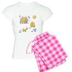 Honey Bee Dance Women's Light Pajamas