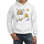 Honey Bee Dance Hooded Sweatshirt