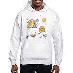 Honey Bee Dance Hooded Sweatshirt
