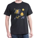 Honey Bee Dance Dark T-Shirt