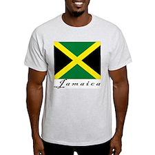 Jamaica Ash Grey T-Shirt