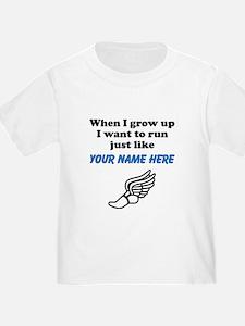 Run Just Like (Custom) T-Shirt