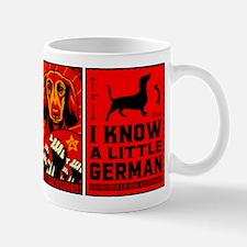 DACHSHUND Propaganda coffee Small Small Mug