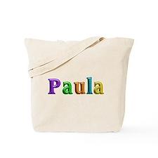 Paula Shiny Colors Tote Bag