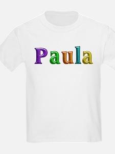 Paula Shiny Colors T-Shirt
