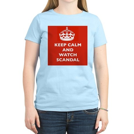 Keep Calm and Watch Scandal T-Shirt