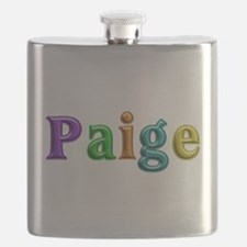 Paige Shiny Colors Flask