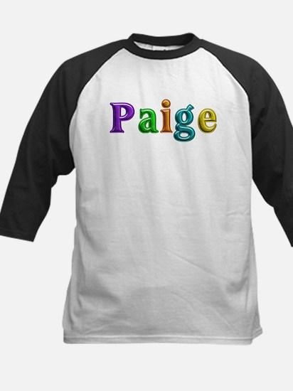 Paige Shiny Colors Baseball Jersey