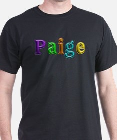 Paige Shiny Colors T-Shirt