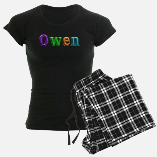 Owen Shiny Colors Pajamas