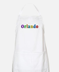 Orlando Shiny Colors Apron
