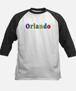 Orlando Shiny Colors Baseball Jersey