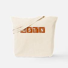 Periodic Austin Texas Tote Bag