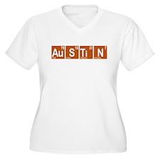 Periodic Austin Texas Plus Size T-Shirt