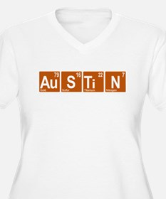 Periodic Austin Texas Plus Size T-Shirt