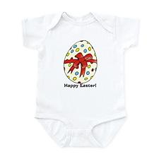 Polka Dot Egg Infant Bodysuit