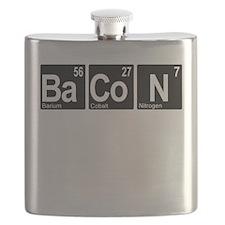 Periodic Bacon Flask