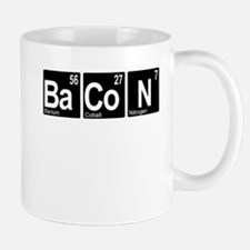 Periodic Bacon Mugs
