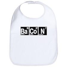 Periodic Bacon Bib