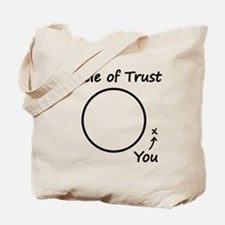 The Circle of Trust Tote Bag