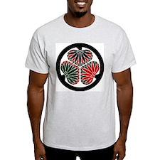 Shogun of Harlem III Ash Grey T-Shirt