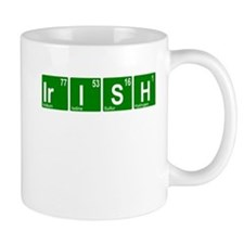 Periodic Irish Mugs
