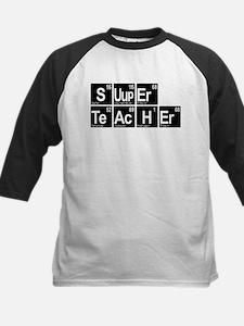 Super Chem Teacher Baseball Jersey