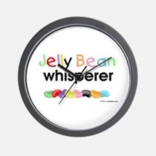 Jelly Bean Whisperer Wall Clock