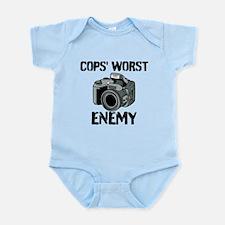 Camera: Cops Worst Enemy Body Suit