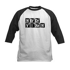 Nerdy Vixen Baseball Jersey
