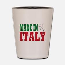 I love Italy Shot Glass