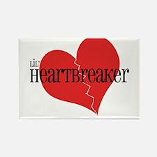 Lil' Heartbreaker Rectangle Magnet