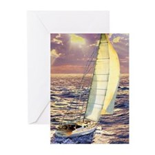 Off Shore Greeting Cards (Pk of 10)