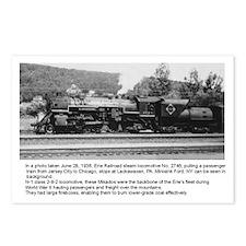 ERIE/Lackawaxen Postcards (Package of 8)