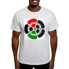 Shogun of Harlem VI Ash Grey T-Shirt