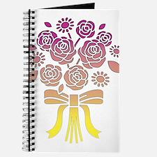 Flowers - Valentines Journal