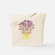 Flowers - Valentines Tote Bag