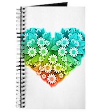 Flowers - Heart Journal