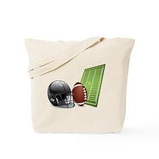 Football - Sports - Athlete Tote Bag