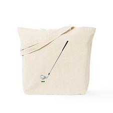 Golf - Golfer - Sports Tote Bag