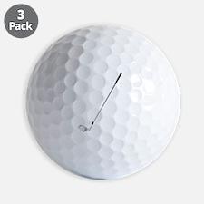 Golf - Golfer - Sports Golf Ball
