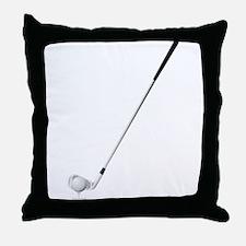Golf - Golfer - Sports Throw Pillow