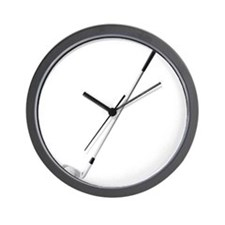 Golf - Golfer - Sports Wall Clock