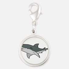 Great White Shark Charms