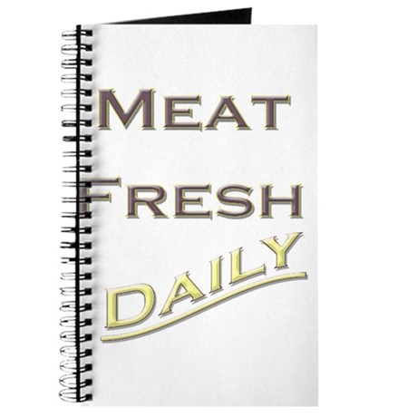 Meat Fresh Daily Journal