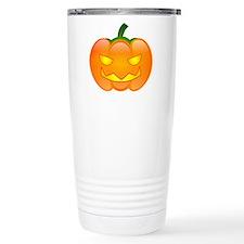 Halloween - Jack O Lantern Travel Mug