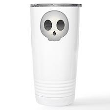 Halloween - Skull Travel Mug