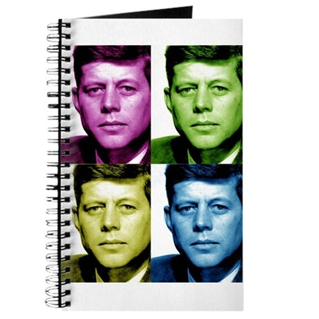 JFK John F. Kennedy Journal