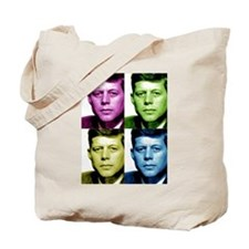 JFK John F. Kennedy Tote Bag